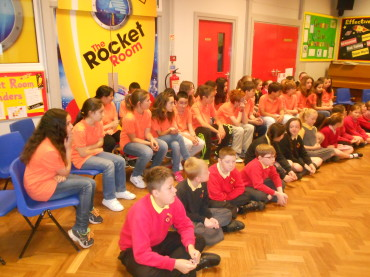 Our visit to The Grange School