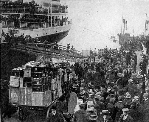 Emigration  Challenge  Year 6