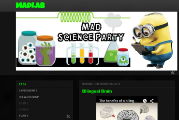 New Science Blog!!! Year 3, 4 & 5