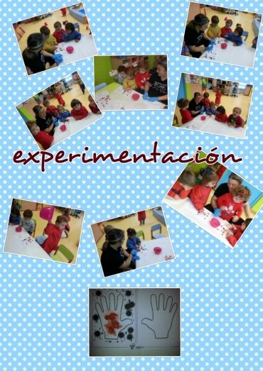 ¡NOS ENCANTA EXPERIMENTAR!