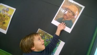 Encuentro con Van Gogh