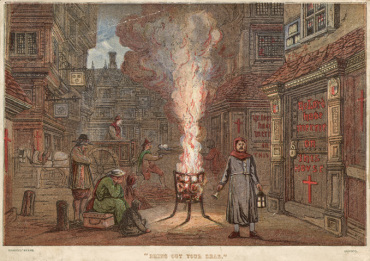 A Story to read about THE GREAT PLAGUE in 1665