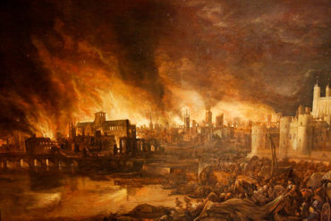 «THE GREAT PLAGUE & «THE GREAT FIRE»