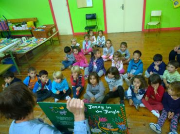 Storytelling and Book fair