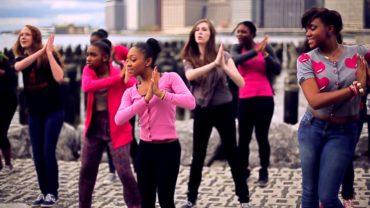 BREAK THE CHAIN ( One Billion Rising)