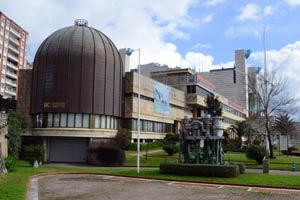 SALIDA AL OBSERVATORIO DE ASTRONOMÍA