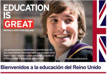 CHARLA DEL BRITISH COUNCIL: ESTUDIA EN EL REINO UNIDO