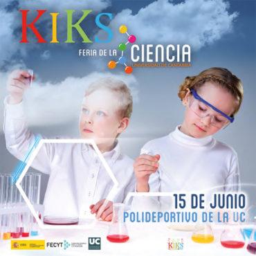 KIKS FERIA DE LA CIENCIA