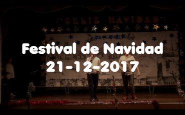 FESTIVAL DE NAVIDAD 2017 DE PRIMARIA.