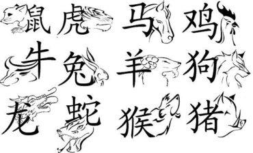 Barnaby y el zodiaco chino (actividad para casa)