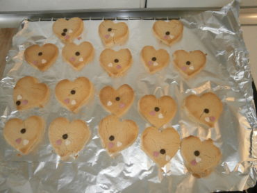 COOKING WITH LOVE! – workshop