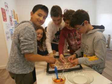 COOKING WITH LOVE- Workshop