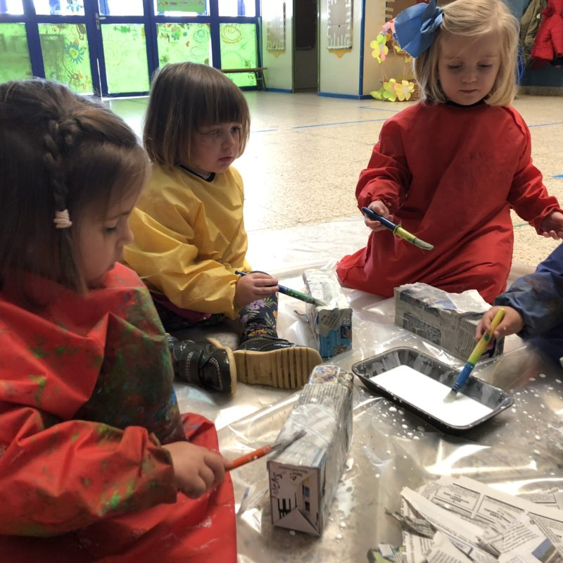TWO YEAR OLDS – ENGLISH