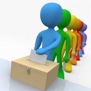 jornada de votación martes 12 de Febrero