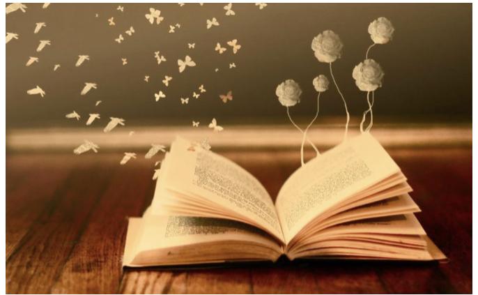 """""""Feliz día del libro"""""""