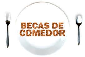 BECAS DE COMEDOR