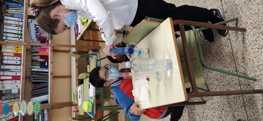 SCIENCE EXPERIMENTS FIRST TERM YEAR 6